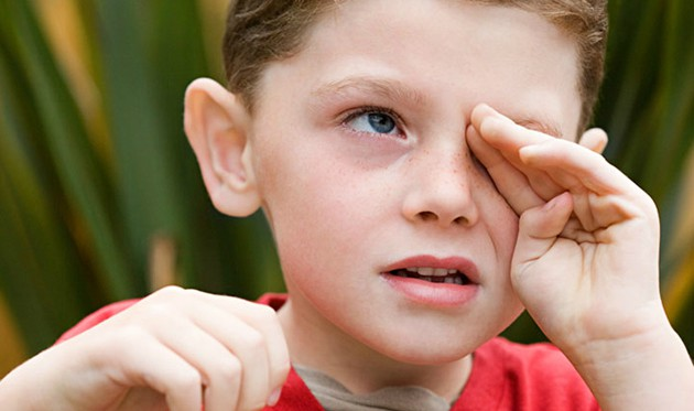 Лучшее средство от ячменя - профилактика, нельзя тереть глаза грязными руками